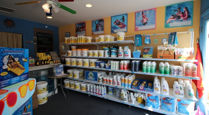10 Pool Chemical Storage Safety Tips