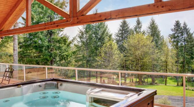 lower the cost of running your hot tub 8 tips south. Black Bedroom Furniture Sets. Home Design Ideas