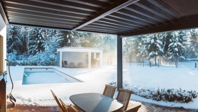 Winter Pool Closing Checklist