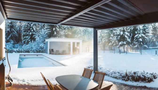 Winter Pool Closing Checklist
