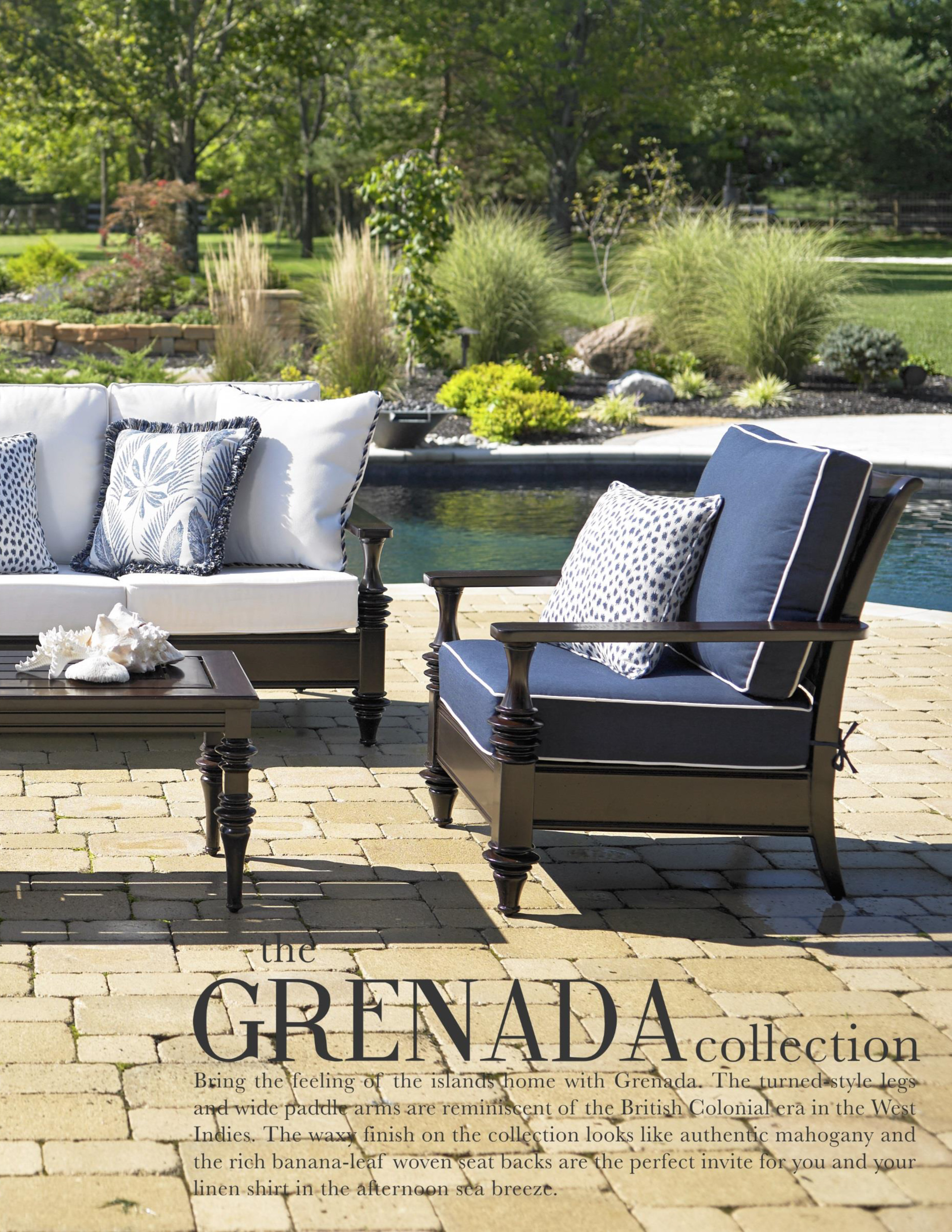 Superieur Your Backyard And Pool Patio Has Never Looked So Good With Plank U0026 Hide  Companyu0027s Outdoor Furniture! Shop Your Favorite Look Today From Their  Catalog And ...