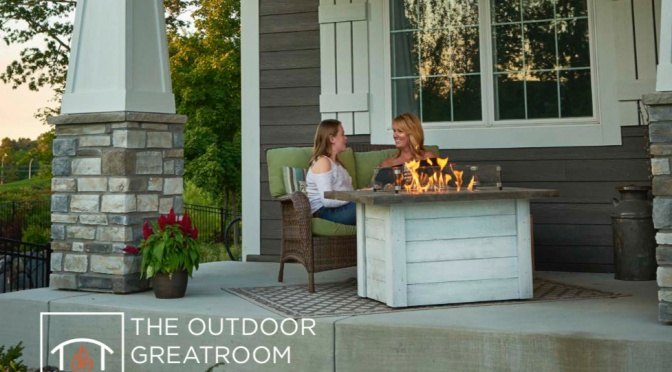 The Outdoor Greatroom Company Fire Pit Tables