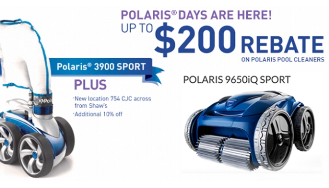 Polaris Days are Here!