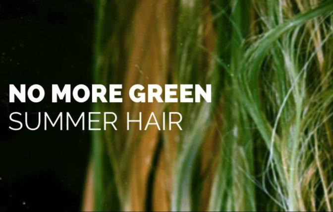 Tracy's Tips: Avoiding Green Summer Hair
