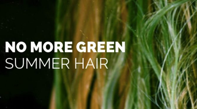 Tracy's Tips: Avoiding Green Summer Hair