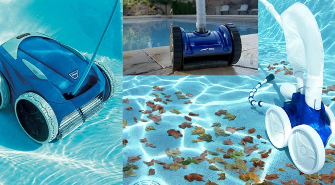 Pool Cleaners: Suction Side, Pressure Side or Robotic?
