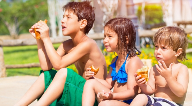 Tracy's Tips: No Swimming After Eating: Fact or Fiction?