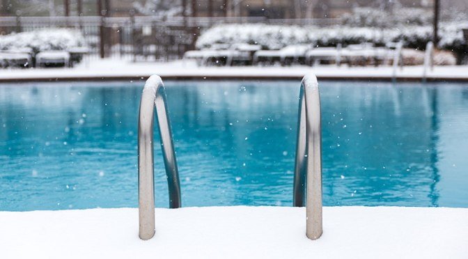 Winter Pool Care Tips from the Professionals